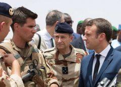 Ποιο είναι το ρεκόρ της πενταετούς θητείας του Εμανουέλ Μακρόν σε επίπεδο Άμυνας;
