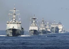 The modernization of the South Korean High Seas Navy