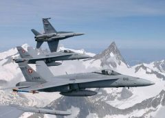 Switzerland: 10 criteria to evaluate what would be the best Swiss fighter plane