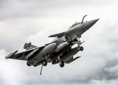 What if Belgium buy a small Rafale M fleet rather than additional F-35As?