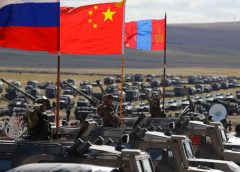 The Sino-Russian couple would prevail over the Western forces according to the Pentagon simulations