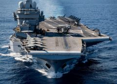 Are aircraft carriers now too vulnerable to be useful?