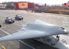 Chinese forces present their 2 new generation combat drones