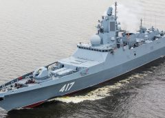 Les Frégates Admiral Gorshkov marquent le renouveau de l'industrie navale et de la Marine Russe