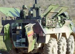 La DGA notifie la commande de 54 Griffon MEPAC dotés de mortiers de 120mm 2M2R