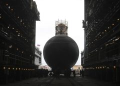 With Laika class, Russia wants a non-nuclear deterrent submarine