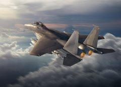 The US Air Force foresees a future with 5 fighter models, but without F22