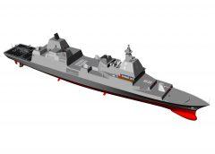 Les futurs destroyers DDX italiens préfigurent-ils une évolution des navires de combat ?