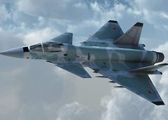 Russian Rostec would develop a 5th generation single-engine light fighter
