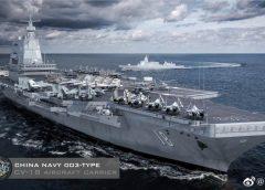 Quali saranno le capacità della futura portaerei cinese Type 003?