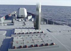 3M22 Tzirkon 대함 미사일로 러시아 해군, 유럽에서 승리