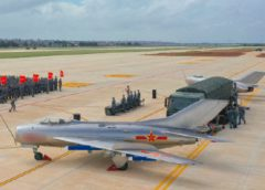 Chinese air force deploys former fighters turned into drones against Taiwan